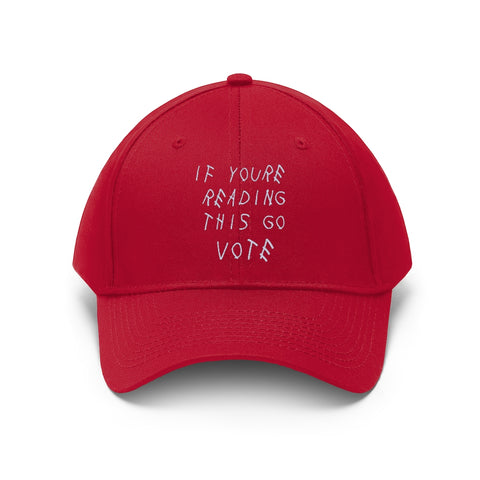 Go Vote Hat