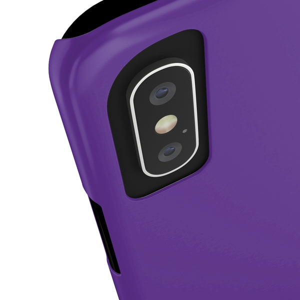 Omega Psi Phi Phone Case - Purple (Snap)