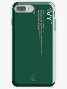 Alpha Kappa Alpha Phone Case - Pine Green