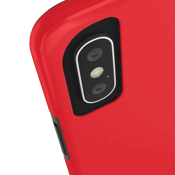 Kappa Alpha Psi Phone Case - Red (Tough)