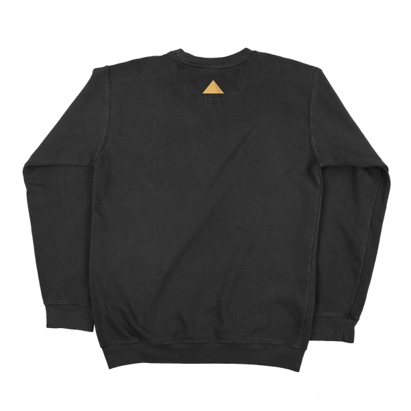 ALPHA NASA Sweatshirt (Black)