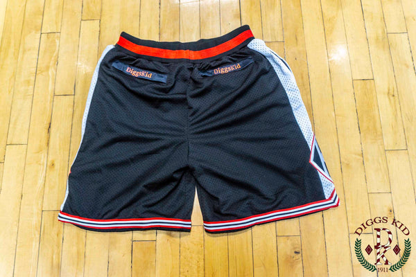 Diggskid Shorts (Black)