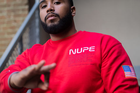 Red Kappa Alpha Psi Sweatshirt