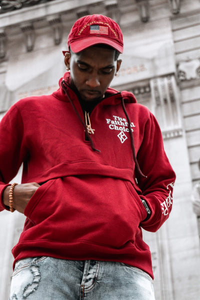 Kappa Alpha Psi -Faithful Choice Hoodie