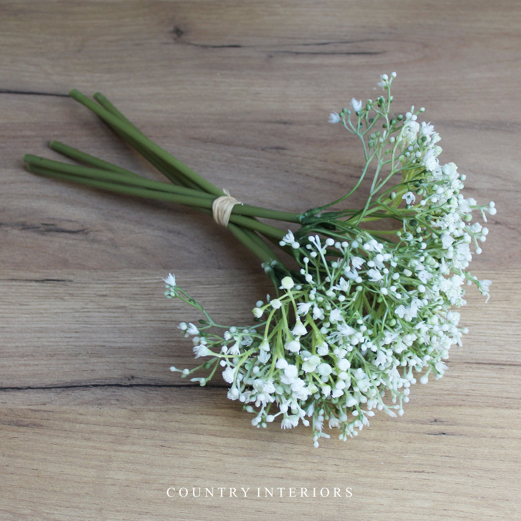 Mini Gypsophila Bouquet (Coming soon w/c 20th July)