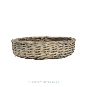 Round Kitchen Basket