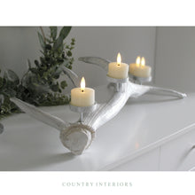 Load image into Gallery viewer, Antler Tealight Holder
