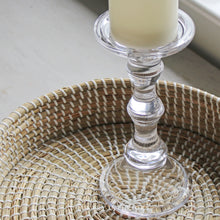 Load image into Gallery viewer, Harper Glass Candle Holder