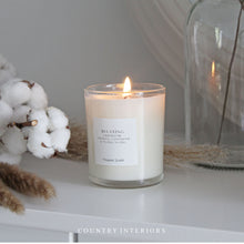Load image into Gallery viewer, Relaxing Candle - Geranium, Eucalyptus, Lavender & Orange