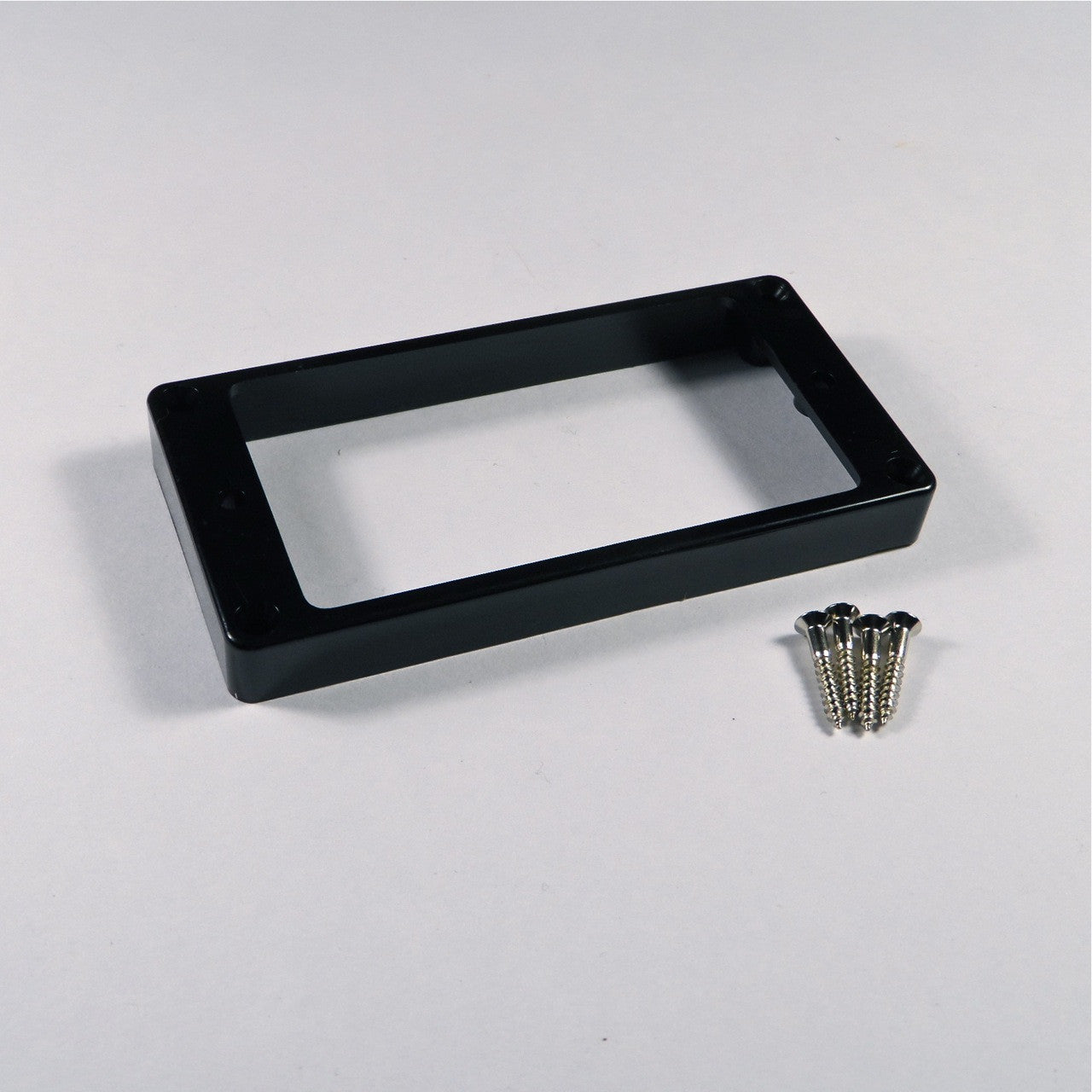 Humbucker mounting ring, flat, high