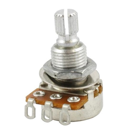 100kΩ mini potentiometer, audio taper
