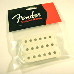 Fender® pickup covers for Stratocaster, set of 3