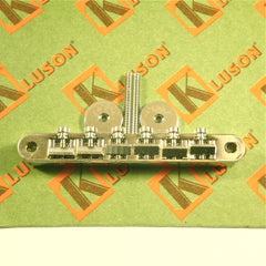 Kluson ABR-1 Bridge, non-wired, nickel