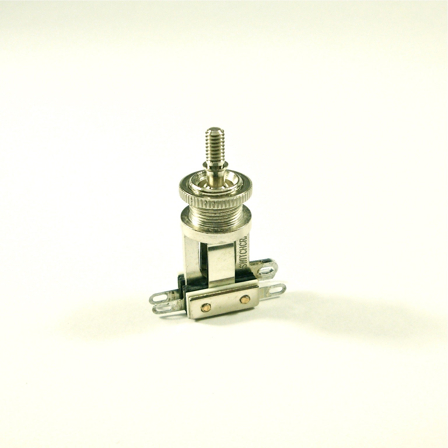 Switchcraft 3-way toggle switch, short model