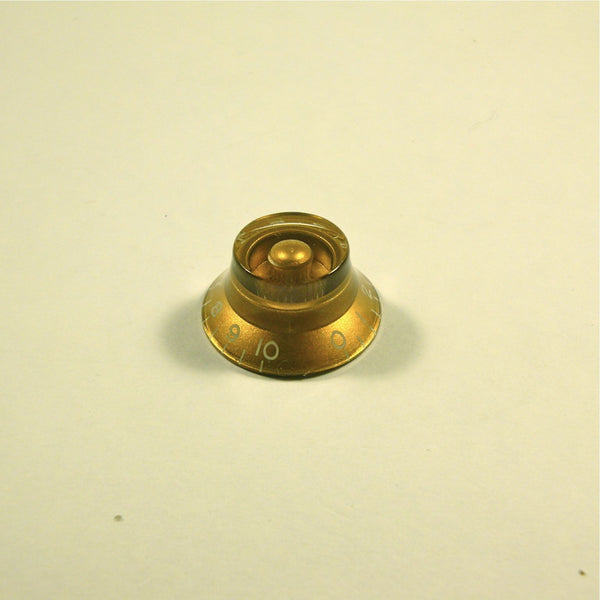 Volume/tone Gibson-style bell knob, inch size