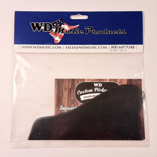 WD Music pickguard for L-4C, black