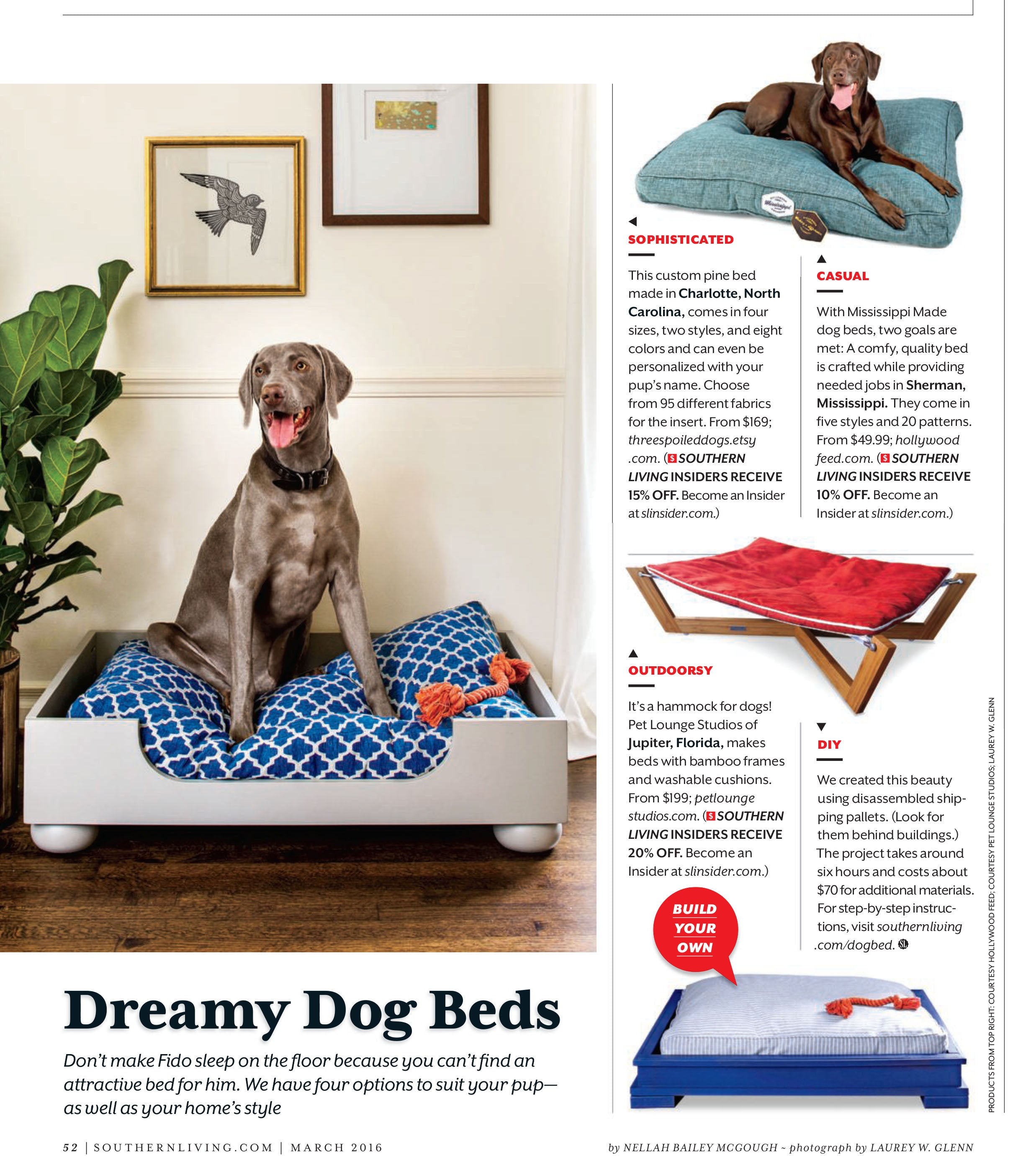 Southern Living March 01 2016