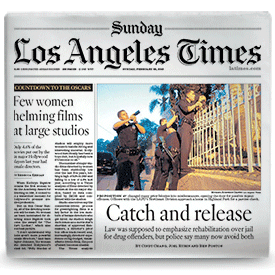 Walking in L.A.: Times analysis finds the county's 817 most dangerous intersections