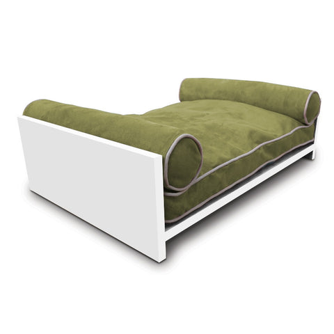 White Wood Daybed