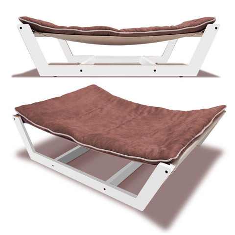 White Wood Hammock II