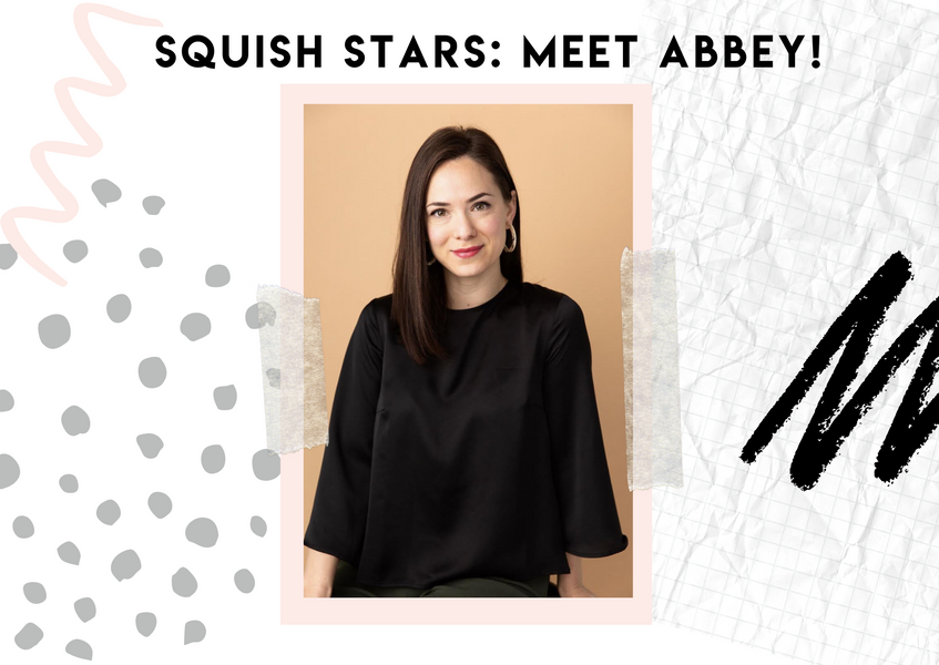 Squish Stars: Abbey Glass