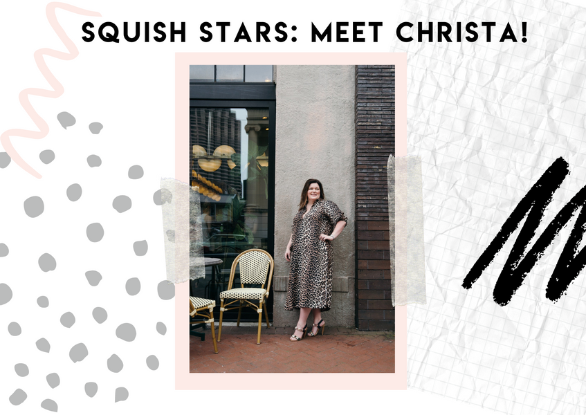Squish Stars: Christa Cotton