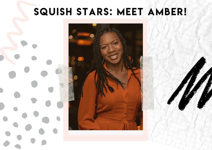 Squish Stars: Amber Mayfield