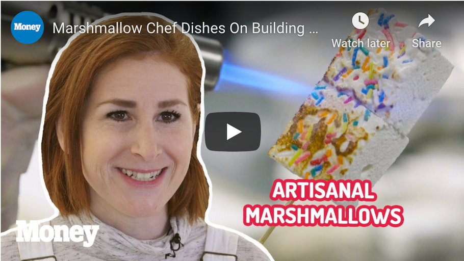 How Katherine Sprung Launched Her Company, Squish Marshmallows