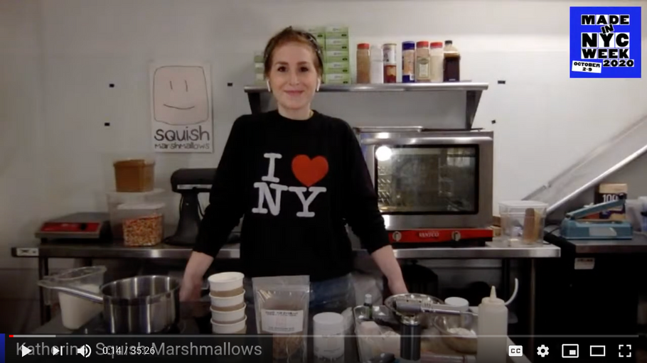 DIY Hot Chocolate Demo with Katherine Sprung