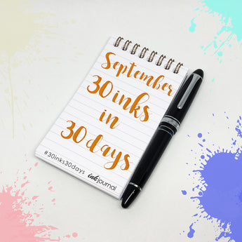 September's 30 Inks 30 Days Challenge