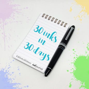 Challenge: 30 Inks in 30 Days