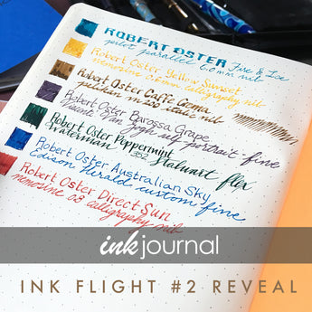 Ink Flight #2 Reveal