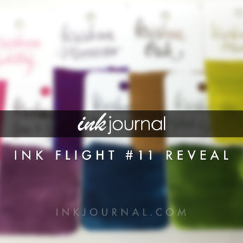 Ink Flight #11 Reveal + Giveaway