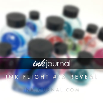 Ink Flight #15 Reveal + Giveaway