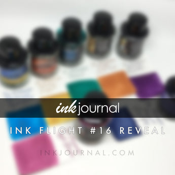 Ink Flight #16 Reveal + Giveaway