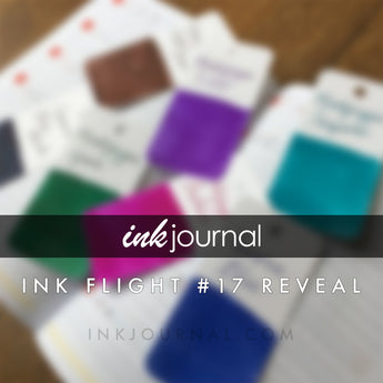 Ink Flight #17 Reveal + Giveaway