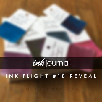 Ink Flight #18 Reveal + Giveaway