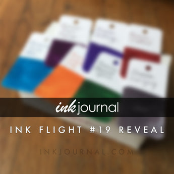 Ink Flight #19 Reveal + Giveaway