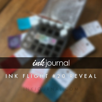 Ink Flight #20 Reveal + Giveaway