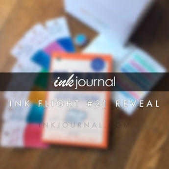 Ink Flight #21 Reveal + Giveaway