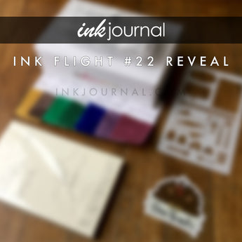 Ink Flight Reveal #22 + Giveaway