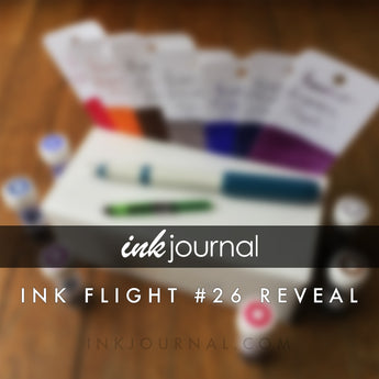Ink Flight #26 Reveal, March 2019