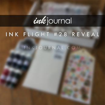 Ink Flight #28 Reveal, May 2019