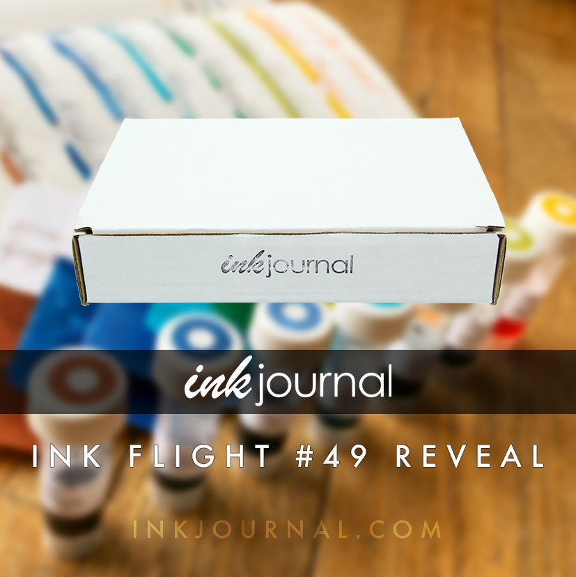 Ink Flight #49 Reveal, February 2021