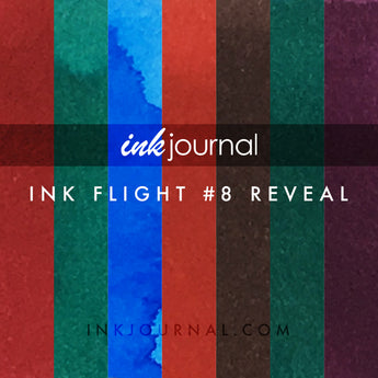 Ink Flight #8 Reveal