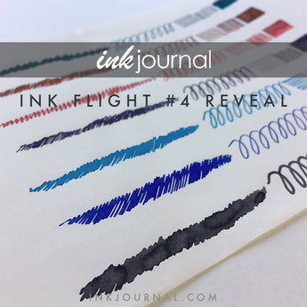 Ink Flight #4 Reveal