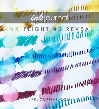 Ink Flight #3 Reveal