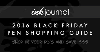 2016 Black Friday Pen Shopping Guide