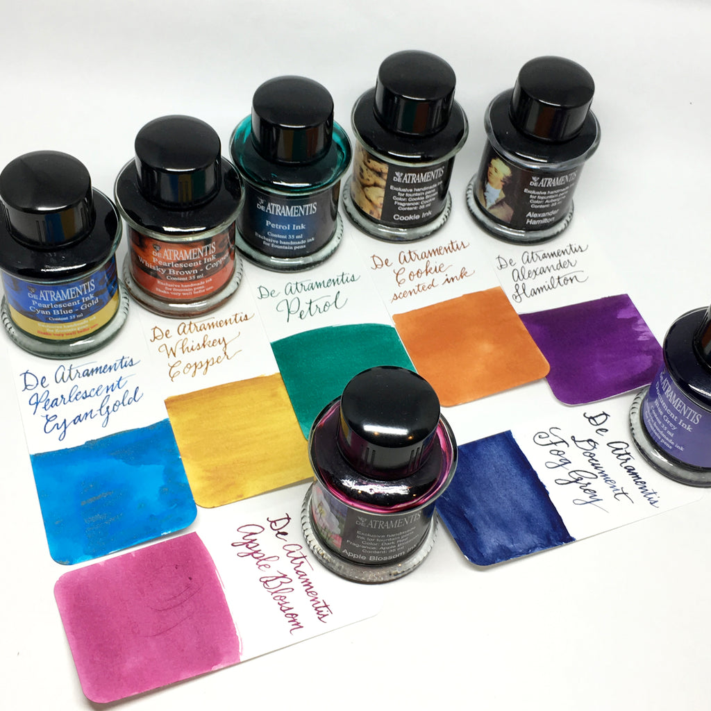 de atramentis ink flight colors