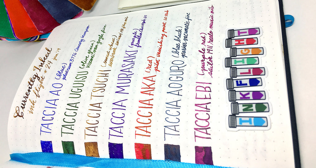 ink flight currently inked jan 24